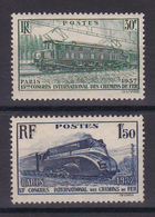 D120/ LOT N° 339/340 NEUF ** COTE 20€ - Collections