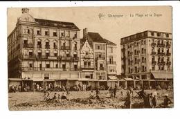 CPA-Carte Postale-Belgique-Wenduine La Plage Et La Digue-en 1936  VM13214 - Wenduine