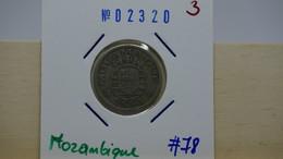 Mozambique 2,5 Escudos 1953 Km#78 - Mozambique