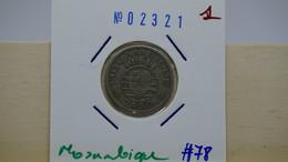 Mozambique 2,5 Escudos 1963 Km#78 - Mozambique