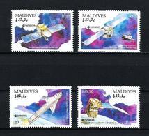 Maldivas Nº 1372/5 Nuevo - Maldivas (1965-...)