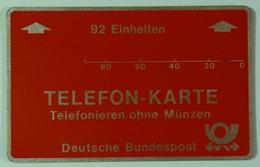 GERMANY - L&G - Landis & Gyr - Test - 1st Print - Wide Number - 00 214 ... 92 Units - Mint - RRRR - T-Series : Tests