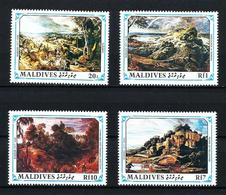 Maldivas Nº 1333/6 Nuevo - Maldivas (1965-...)
