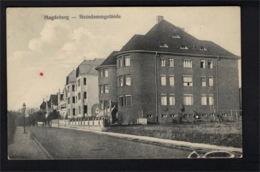 DF1218 - MAGDEBURG - STEINDAMMGEÄNDE - Magdeburg