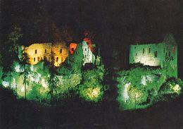 1 AK Luxemburg * Illumination Der Burg Fels (Larochette) Erbaut Im 12. Jahrhundert * - Larochette