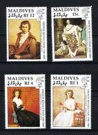 Maldivas Nº 1223/6 Nuevo - Maldivas (1965-...)
