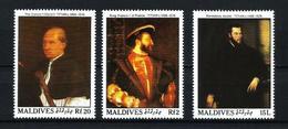 Maldivas Nº 1183/4 Nuevo - Maldivas (1965-...)