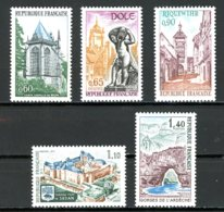France   Y&T   1683 - 1687    XX    ---    Impeccables... - France
