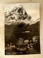 (FG.L59) CERVINIA BREUIL - PANORAMA (VAL D'AOSTA) - Aosta