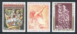 France   Y&T   1741 - 1743    XX    ---    Impeccables... - France