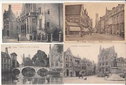Brugge  R  4 Cartes - Brugge