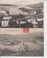 66 PORT VENDRES  -  LOT DE 5 CARTES  - - Port Vendres
