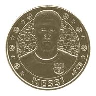 Monnaie De Paris , 2013 , Barcelone ,FCB , Messi - Monnaie De Paris