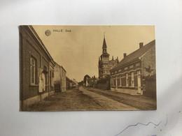 HALLE  DORP  1928  ( OMGEVING ZOERSEL - ZANDHOVEN ) - Zoersel