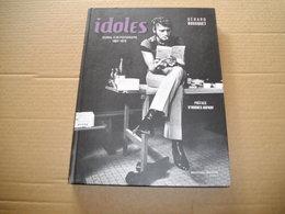 Livre De 2016 - Johnny Hallyday - Idoles - Livres, BD, Revues