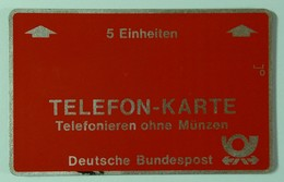GERMANY - L&G - Landis & Gyr - Test - 5 Units  - R00.... Bundespost Complimentary - Used - T-Series : Tests