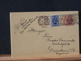 85/371  CP BELGE   1932 POUR ALLEMAGNE - Interi Postali
