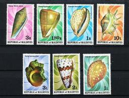 Maldivas Nº 751/7 Nuevo - Maldivas (1965-...)