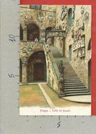 CARTOLINA NV ITALIA - FIRENZE - Cortile Del Bargello - Ed. Gobbato - 9 X 14 - Firenze (Florence)