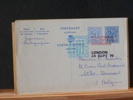 85/372  CP BELGE   1970 - Interi Postali