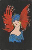 Chapeau Style Art Nouveau - Illustrateurs & Photographes