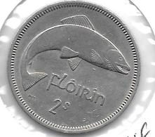 *ireland  FLORIN   1966   Km 15a  Xf - Ireland