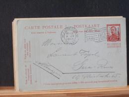 85/375  CP BELGE   1913  FLAMME GENT TENTOONSTELLING - Postales [1909-34]