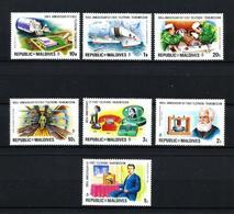 Maldivas Nº 600/6 Nuevo - Maldivas (1965-...)