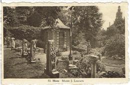 CP - BELGIQUE - MONS - Musée J. Lescarts - - Mons