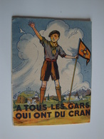 Petit Livret Pour Les Coeurs Vaillants,illustrations De Robert Rigot - Scoutisme