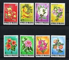 Maldivas Nº 443/50 Nuevo - Maldivas (1965-...)