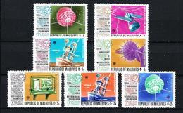 Maldivas Nº 436/42 Nuevo - Maldivas (1965-...)