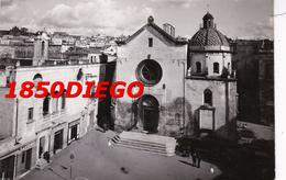GROTTAGLIE - PIAZZA R. MARGHERITA F/GRANDE VIAGGIATA 1961 ANIMATA - Taranto