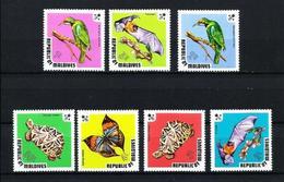 Maldivas Nº 429/35 Nuevo - Maldivas (1965-...)