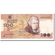 Billet, Portugal, 500 Escudos, 1993, 1993-11-04, KM:180f, SUP - Portugal