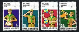 Maldivas Nº 388/91 Nuevo - Maldivas (1965-...)