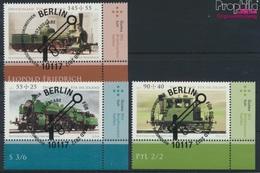 BRD Mi.-Nr.: 2946-2948 (kompl.Ausg.) Gestempelt 2012 Historische Dampflokomotiven (9272496 - BRD