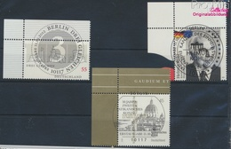 BRD Mi.-Nr.: 2958,2959,2960 (kompl.Ausg.) Gestempelt 2012 Konzil, Drei Gleichen, Helmut Kohl (9320245 - BRD