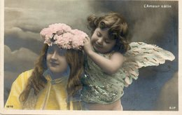 L AMOUR CALIN    ANGE - Anges