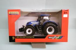 Britains Tomy - Tracteur NEW HOLLAND T7.315 Réf. 43149A1 Neuf NBO 1/32 - Modèles Réduits