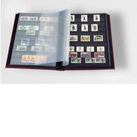 Einsteckbuch DIN A4, 32 Schwarze Seiten, Unwattierter Einband, Sortiert - Enkel Bindwerk