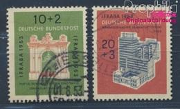 BRD Mi.-Nr.: 171-172 (kompl.Ausg.) Gestempelt 1953 IFABRA (8532377 - BRD