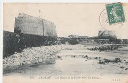 Ile De Ré- Les Ruines De La Vieille Jetee Des Baleines - Ile De Ré