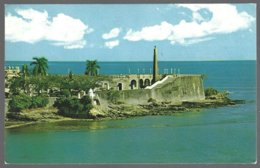 CP FF-009-Las Bovedas,a Seawall And Imposing Fortification Of Colonial Times For Protection New City Of Panama . Unused - Panama