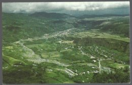 CP FF-062-Panoramic View Of Boquete From The Rock Of Lino In The Province Of Chiriqui, Rep.de Panama . Unused - Panama