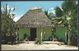 CP  FF-674-Typical Dwelling In A Village  In The Interior Of  The Republic Of Panama . Unused - Panama
