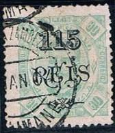 Zambézia, 1902, # 35 Dent. 12 1/2, Used - Zambèze