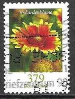 BRD 2018 Flowers Fleurs Blumen Kokardenblume Michel No. 3399 Gestempelt Used Obliteré - BRD