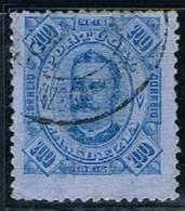 Zambézia, 1893/4, # 12 Dent. 12 1/2, Used - Zambèze