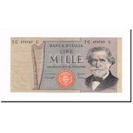 Billet, Italie, 1000 Lire, 1977, 1977-01-10, KM:101e, SUP - [ 2] 1946-… : République